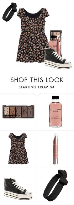 """""""It's not a walk in the park, being together.."""" by idunnowhatsrightandwhatsreal ❤ liked on Polyvore featuring H&M, Bobbi Brown Cosmetics, Timeless, Tasha, vintage, Hipster, paramore and Zoella"""
