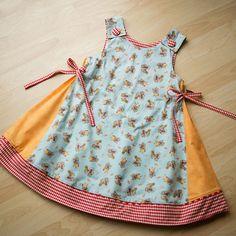Gretchen Swing Dress | YouCanMakeThis.com