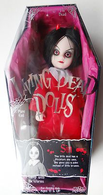 Living Dead Dolls Sin 13th Anniverary. $ 24.99. Available at: http://stores.ebay.ca/Monster-Smash-Toy-Shop