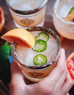 Spicy-grapefruit-Margaritas