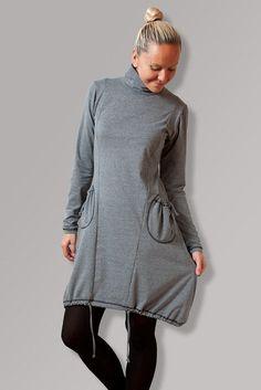 Výsledek obrázku pro grey dress