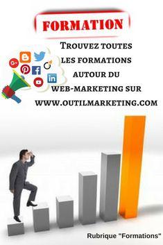 Trouver VOTRE formation dans le web-marketing.