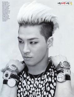Taeyang - Esquire