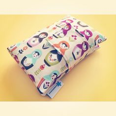 Lilly - Windeltasche, Kreativ-Ebook - farbenmix Online-Shop - Schnittmuster, Anleitungen zum Nähen