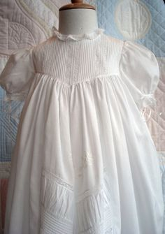 KEEPING TRADITIONS Heirloom Christening Gown by CLDaugherty,