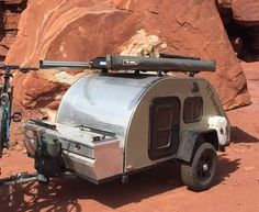 TC Teardrop Off Road Trailer