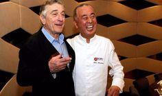 Robert de Niro & Nobu opening new restaurant in Puente Romano Marbella