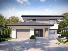 Projekt Korso. Korso, to projekt reprezentacyjnego domu piętrowego przeznaczonego dla 4-osobowej rodziny....