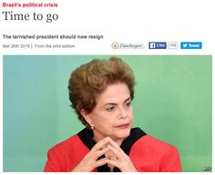 Dilma out!