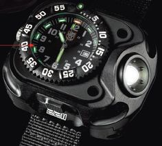 Surefire 2211 Luminox LED Wristlight + Watch COMING SOON