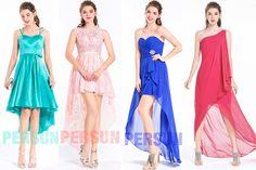 Robes soirée courte devant longue derrière Strapless Dress, Dresses, Fashion, Night Out Dresses, Seesaw, Dress Ideas, Fashion Ideas, Strapless Gown, Moda