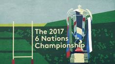 Cub Studio are huge Rugby fans and as February sees the start of the new format 6 Nations Championship, we wanted to create a piece that celebrated the heritage and history of the tournament.
