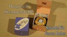 Schachtel für Ferrero Rocher