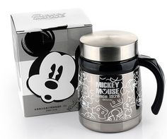 Mickey-Mouse-Stainless-Steel-Thermal-Drinkware-Coffee-Cup
