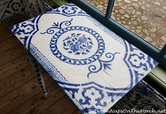 Decorating and Dressing in Blue & White Going Dutch, Willow Pattern, Rug Making, Tiles, Dressing, Blue And White, Museum, Inspire, Decorating