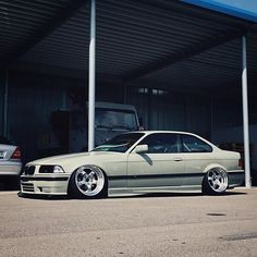 Meister @vlong36 💥 #bmw #e36 #workwheels #meister #topstance