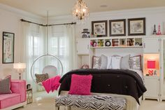 #teenbedroom #tweenbedroom #teenage teen / tween bedroom ideas
