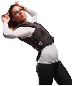 Gilet de protection femme Outlyne airowear - Gilet de protection - Kramer Equitation