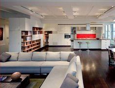 Fifth Avenue Loft murphy burnham - Buscar con Google