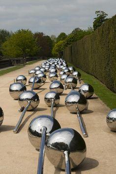 Juxtapoz Magazine - Not Vital @ Yorkshire Sculpture Park