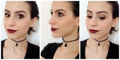 Tutorial Make Gótica Suave | New in Makeup