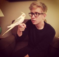 Just perfection. Thanks for all the laughs and smiles @Tyler Oakley