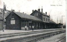 la gare de seraing