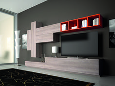 For color combination Living Room Tv, Living Room Modern, Living Room Designs, Tv Unit Design, Tv Wall Design, Tv Furniture, Furniture Design, Room Interior, Home Interior Design
