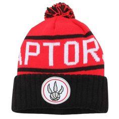 first rate 5798d dfcbf Toronto Raptors Knit Hat - Preferably Red