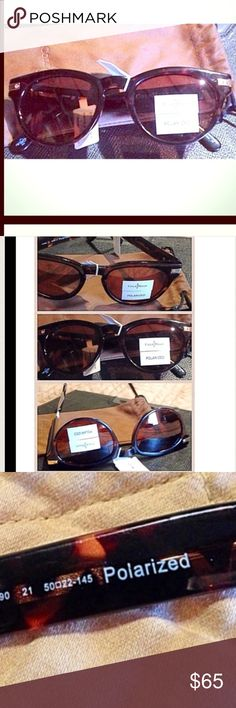 AUTHENTIC COLE HAAN SUNGLASSES AUTHENTIC COLE HAAN SUNGLASSES  BNWT. BUNDLE AND SAVE! NO LOWBALLING NO PAYPAL NO TRADE! DON'T ASK I'M NO GOING TO ANSWER TO ANY! Cole Haan Accessories Sunglasses