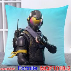 Fortnite Dire Wolf Pillow Case Any Background Color Any