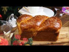 Cozonac/Romanian Christmas Brioche with Walnuts and Turkish Delight /Sweet Bread Recipe - YouTube Egg Wash, Turkish Delight, Oven Racks, Fall Baking, Sweet Bread, Bread Recipes, Breakfast, Youtube, Christmas