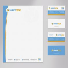 Create nice business stationery for the new online printing plattform by logodentity