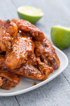 Slow-Cooker Chipotle-Lime Chicken Wings