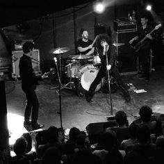 Live music review: Mars Volta offshoot Antemasque sold-out Mohawk - Austin Concerts | Examiner.com
