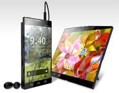 Flex-AMOLED gets real: Entering the Genre of Pocket Tablets