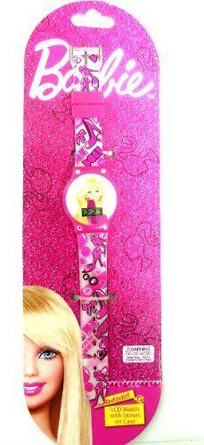 http://artsandcraftsideas.info/barbie-girl-watch/ - Barbie Watches