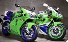 Kawasaki Zx7r, Kawasaki Ninja, Kawasaki Motorcycles, Cool Motorcycles, Jdm, Muscle Cars, Cafe Racing, Japanese Motorcycle, Moto Bike
