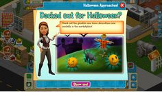 We added Halloween themed decorations for Ultimate Collector.  You can find them in the decorations