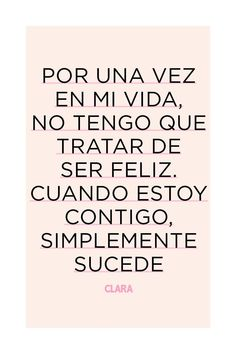 50 frases de amor originales para compartir Simple Street Style, Beauty Life Hacks Videos, Cards For Boyfriend, Phone Background Patterns, Senior Home Care, Quotes About Moving On, Beauty Quotes, Quotes For Him, Girl Humor