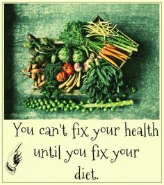 """Fix it! No better time than now! (A share from """"Juicing Vegetables"""")"""