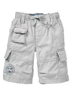 Cargo playjam shorts