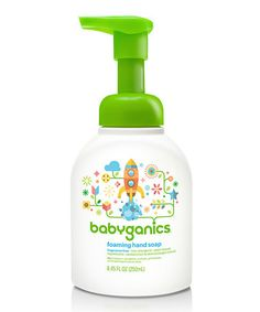 Another great find on #zulily! Fragrance-Free Foaming Hand Soap - Set of Three #zulilyfinds