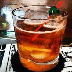 Cómo preparar un cóctel Old Fashioned