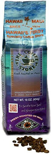 Hawaii Coffee Store Signature 100 Kona Coffee Pure Ecstasy 2 lbs Whole Bean  -- You can get additional details at the image link. cb105c6479