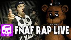 "Five Nights at Freddy's 2 Rap LIVE by JT Machinima - ""Five More Nights"" - YouTube"
