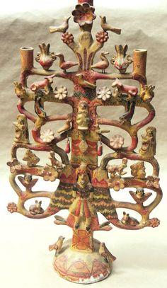 Tree of Life figurine.