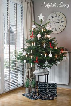 1000 ideias sobre geschm ckter weihnachtsbaum no. Black Bedroom Furniture Sets. Home Design Ideas