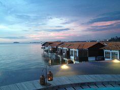 Port Dickson, Malaysia. Dec 2012.