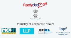 Now, get Ministry Corporate Affairs (MCA) services like MCA21, LLP, XBRL, IEPF, etc. at Ready Deals.